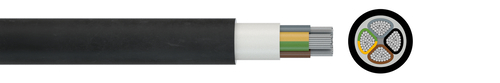 Power cable NAYY-J/-O
